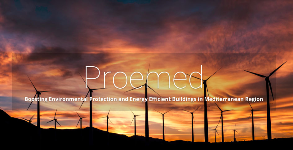 Boosting Environmental Protection and Energy Efficient Buildings in the Mediterranean Region