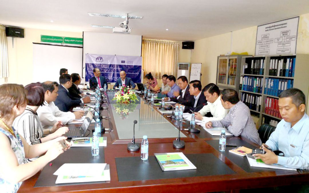 SICA Kick off Meeting in Cambodia