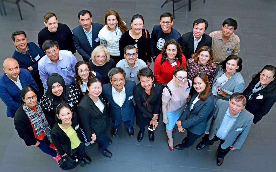 HR4ASIA Steering Committee Meeting in Vilnius-Lithuania
