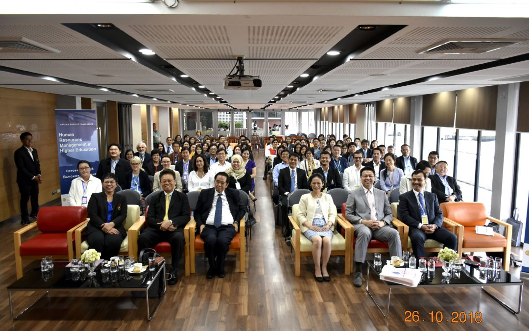 HR4ASIA Conference on Human Resources Management in Bangkok – Thailand