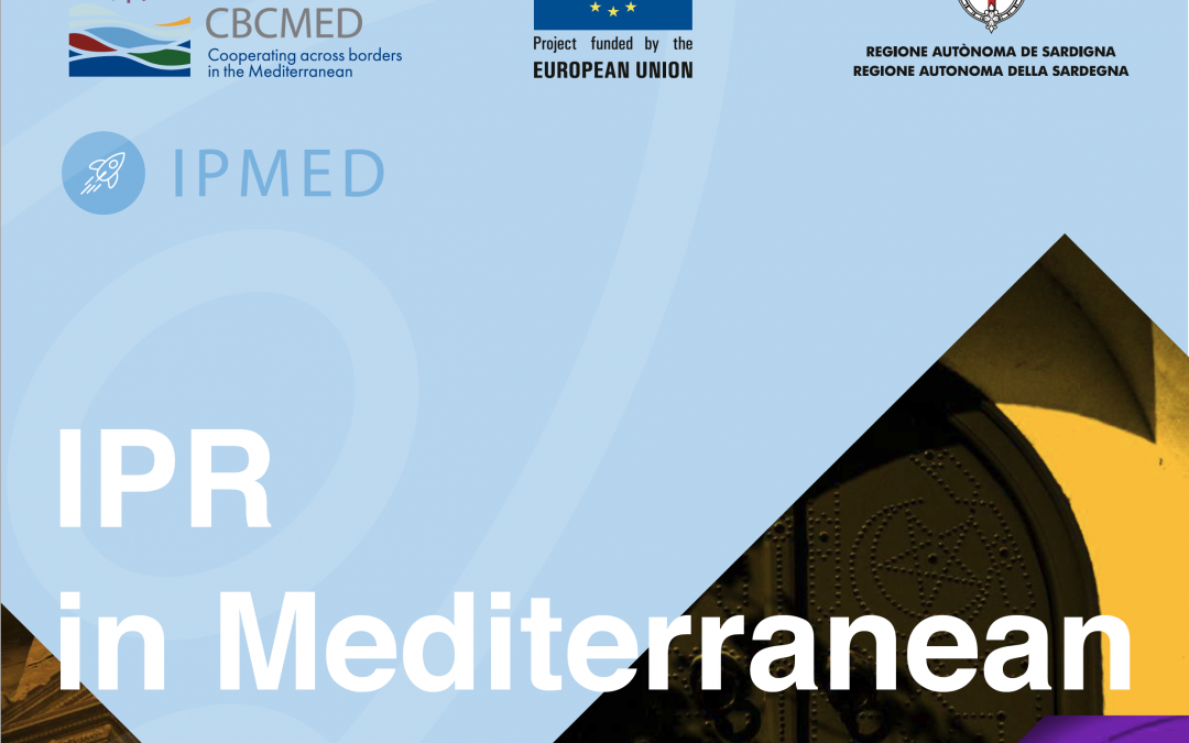 IP Capacities for Smart, Sustainable and Inclusive Growth in the MEDiterranean Region